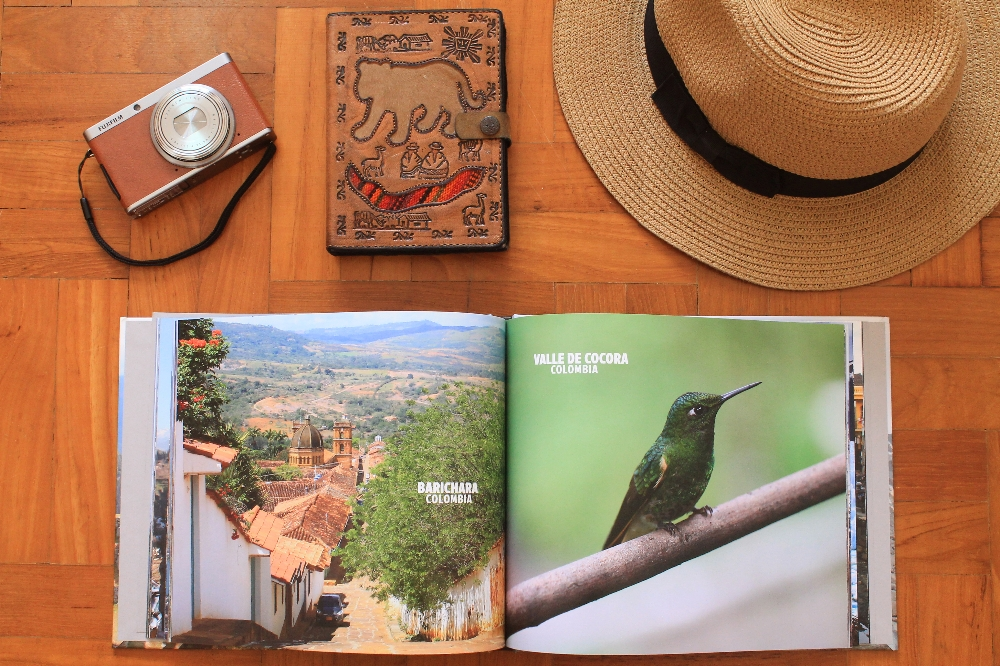 Creative Way to Preserve Travel Memories - Blurb Photo Book
