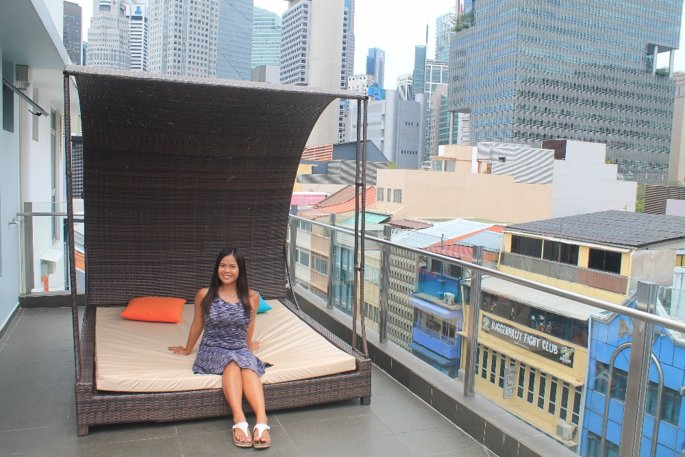 Fragrance Hotel - Riverside - Hotel in Downtown Singapore