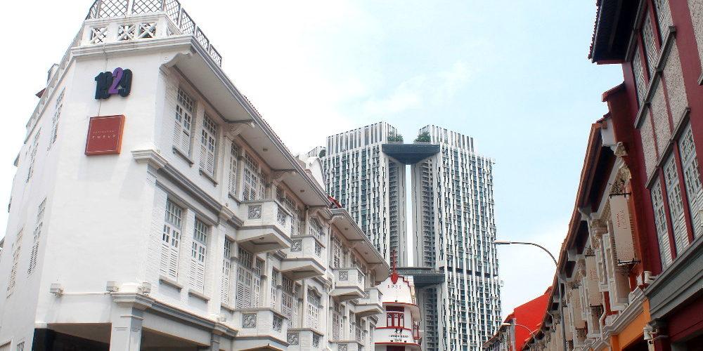 Hotel 1929 - Heritage Boutique Hotel Singapore - Review - Keong Saik Road Chinatown