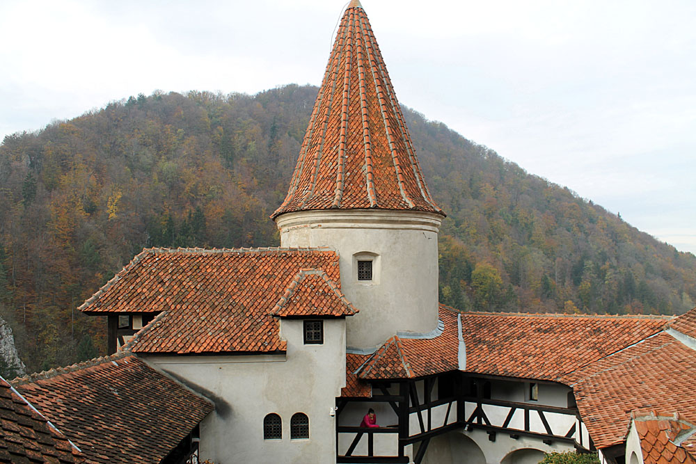 Bran Castle Romania - Most Beautiful Castles from around the World