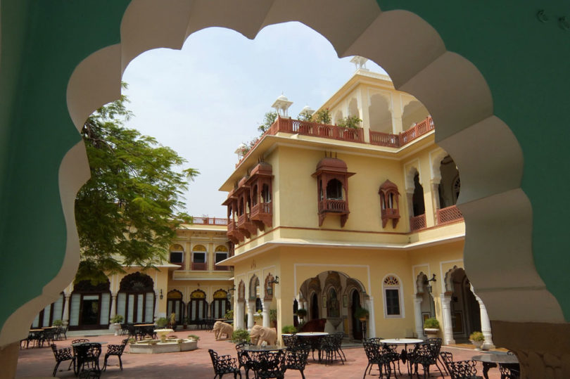 Haveli in Jaipur, Rajasthan, India - Around the World in 18 Beds