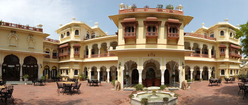 Alsisar Haveli Luxurious Havel Hotel In Jaipur India
