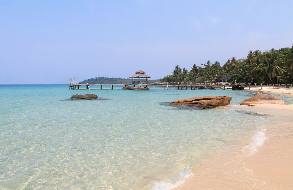 Chasing Paradise - Best Beaches on Koh Kood Thailand - Ao Noi Beach