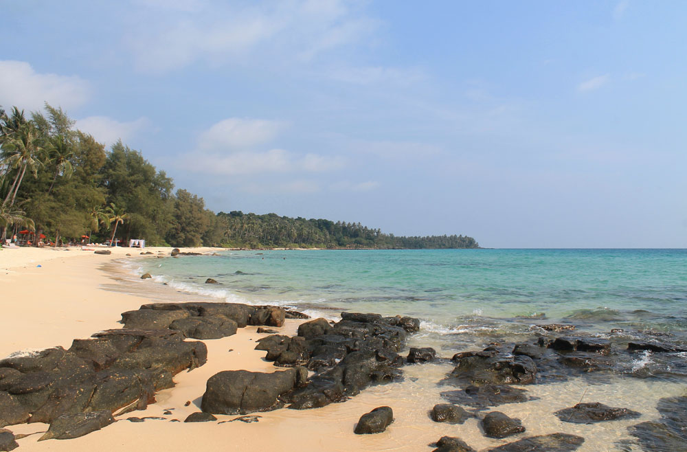 Chasing Paradise - Best Beaches on Koh Kood Thailand - Ao Ta Khian Beach