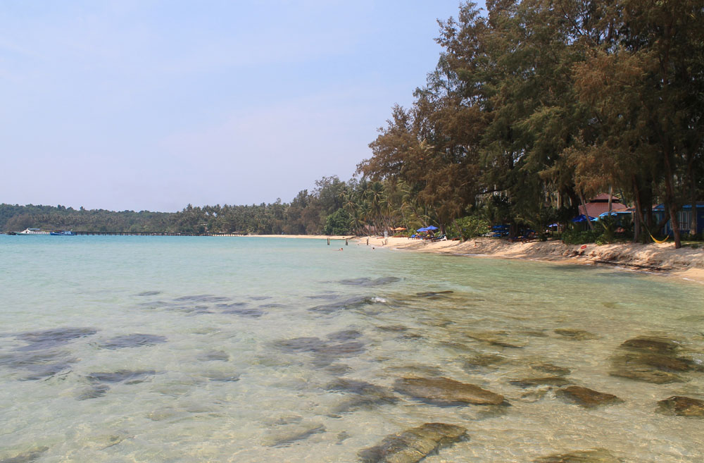 Chasing Paradise - Best Beaches on Koh Kood Thailand - Ao Tapao Beach
