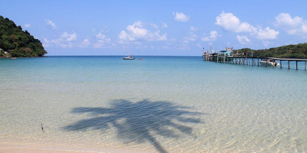 Chasing Paradise - Best Beaches in Koh Kood Thailand - Bang Bao Bay