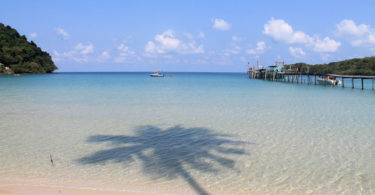Chasing Paradise - Best Beaches in Koh Kood Thailand - Bang Bao Bay