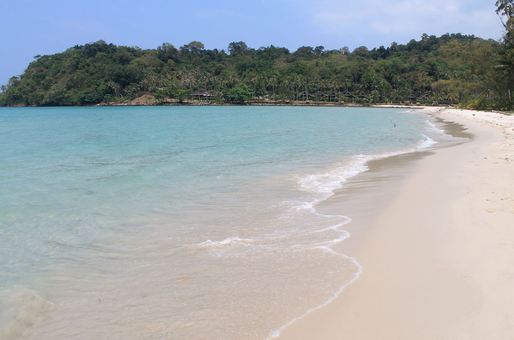 Chasing Paradise - Best Beaches on Koh Kood Thailand - Khlong Chao Beach