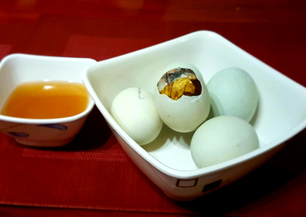 Balut - Snack - Must Try Filipino Foods - How to Eat Like a Local in the Philippines