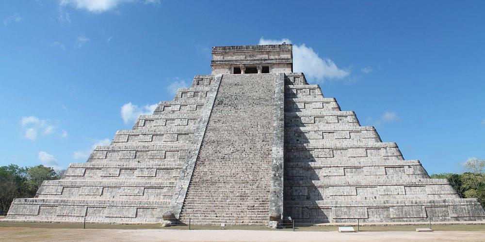 El Castillo of Chichen Itza - Best Ancient Ruins and Pyramids in Mexico