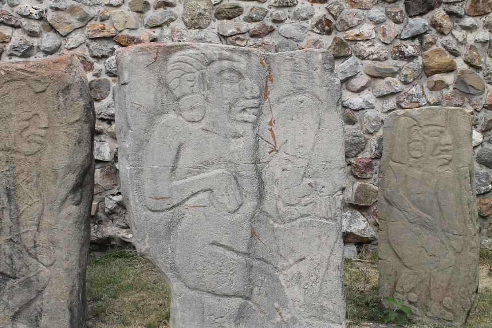 Monte Alban Dancers - Best Ancient Ruins and Pyramids in Mexico