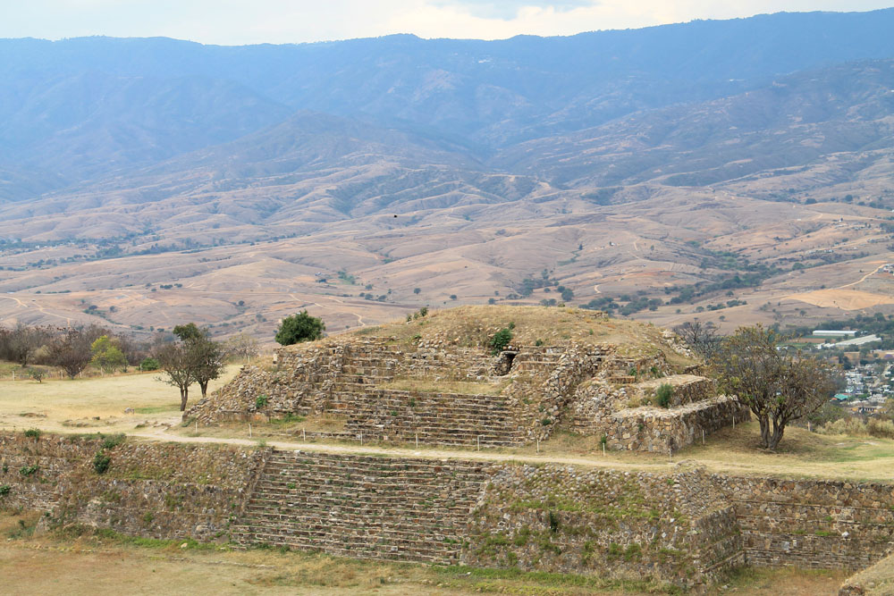 Monte Alban - Best Ancient Ruins and Pyramids in Mexico
