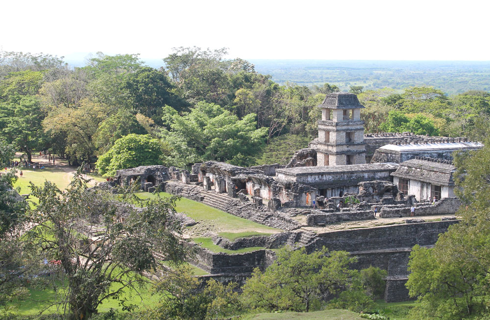Palenque - Best Ancient Ruins and Pyramids in Mexico