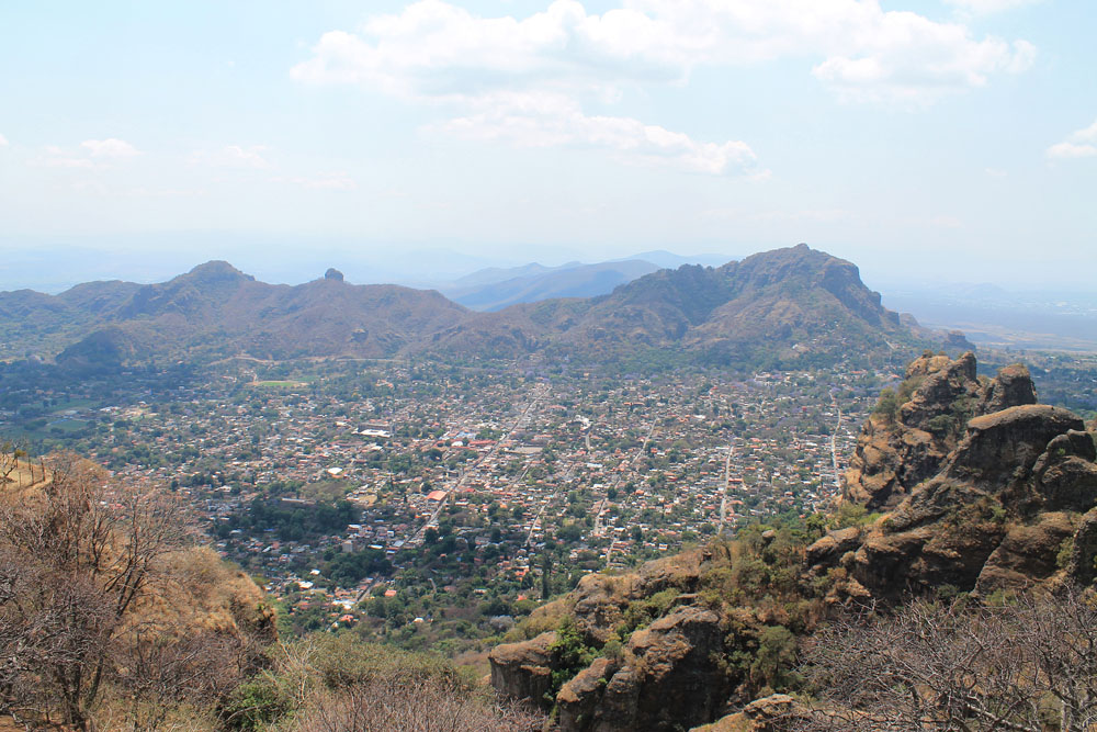 El Tepozteco in Tepoztlan - Best Ancient Ruins and Pyramids in Mexico