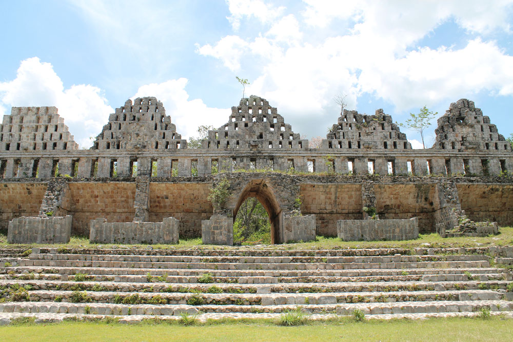 House of the Pigeons in Uxmal - Best Ancient Ruins and Pyramids in Mexico