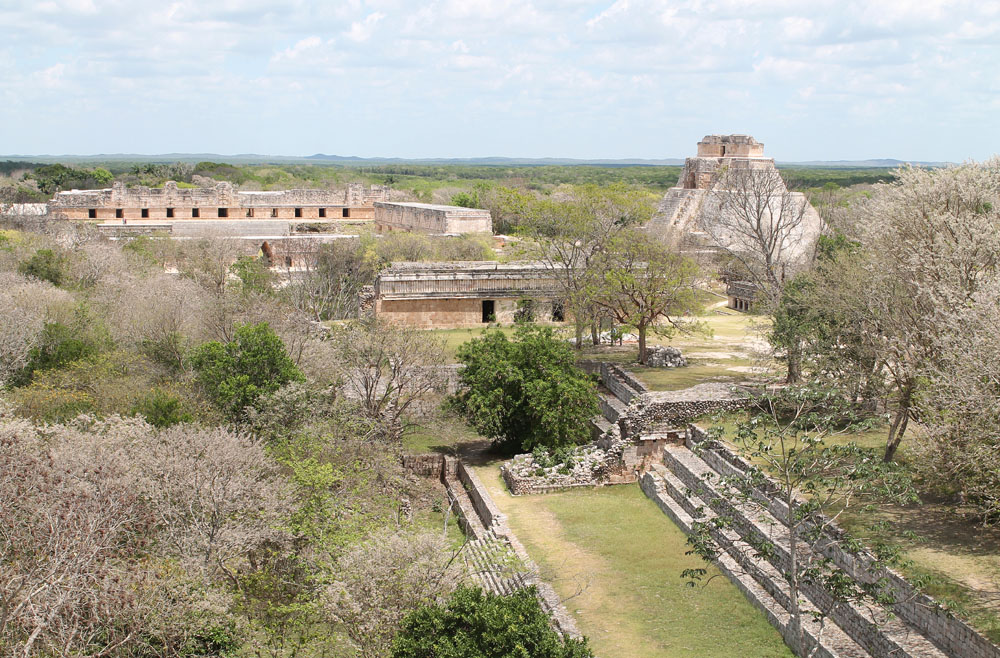 Uxmal - Best Ancient Ruins and Pyramids in Mexico