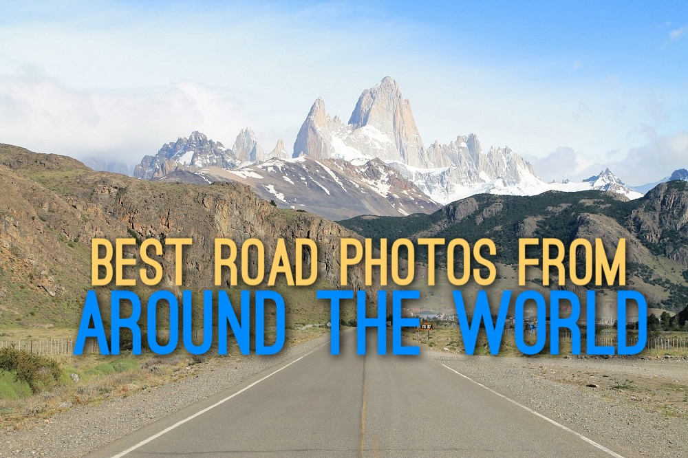 Best Road Photos from around the World