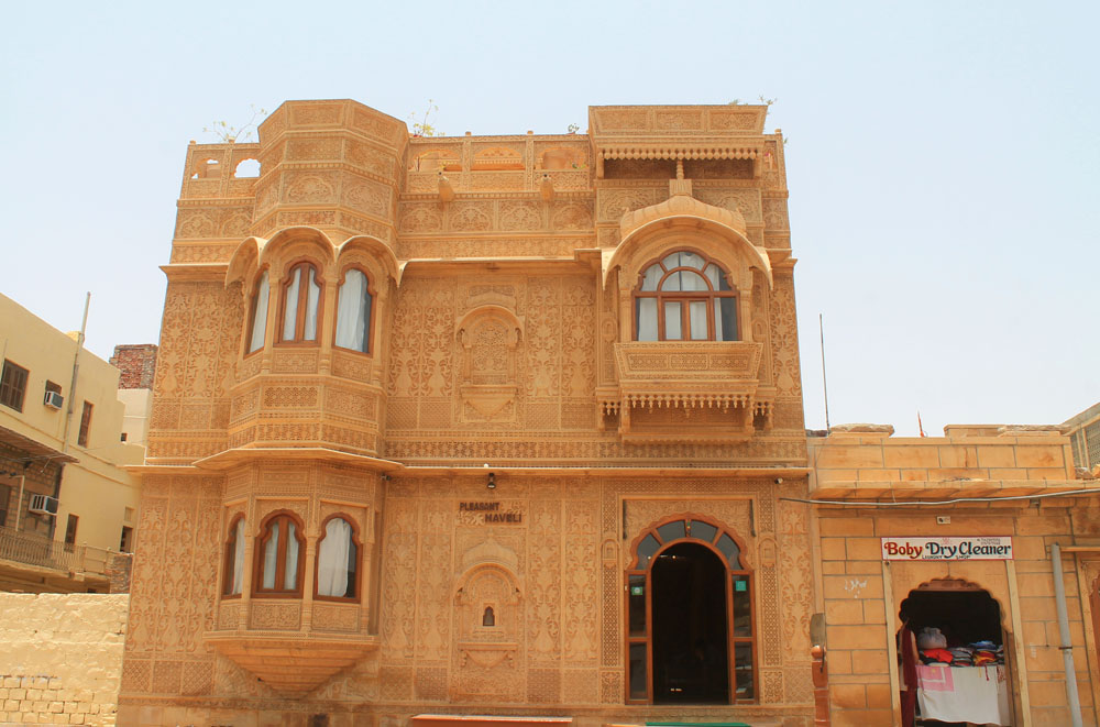 Hotel Pleasant Haveli  A Beautiful Boutique Hotel In
