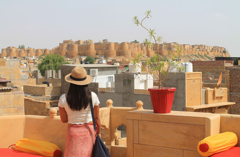 Panoramic Views - - Hotel Pleasant Haveli - Boutique Hotel Review