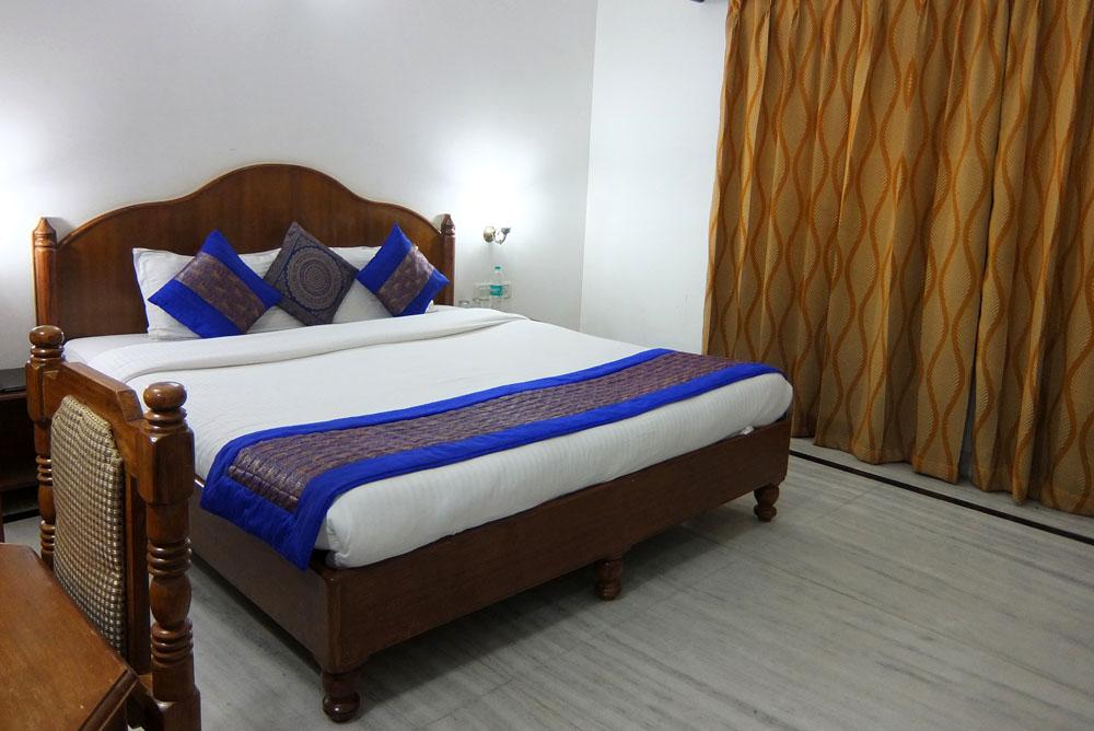 Hotel Room at Hotel Isabel Palace in Khajuraho