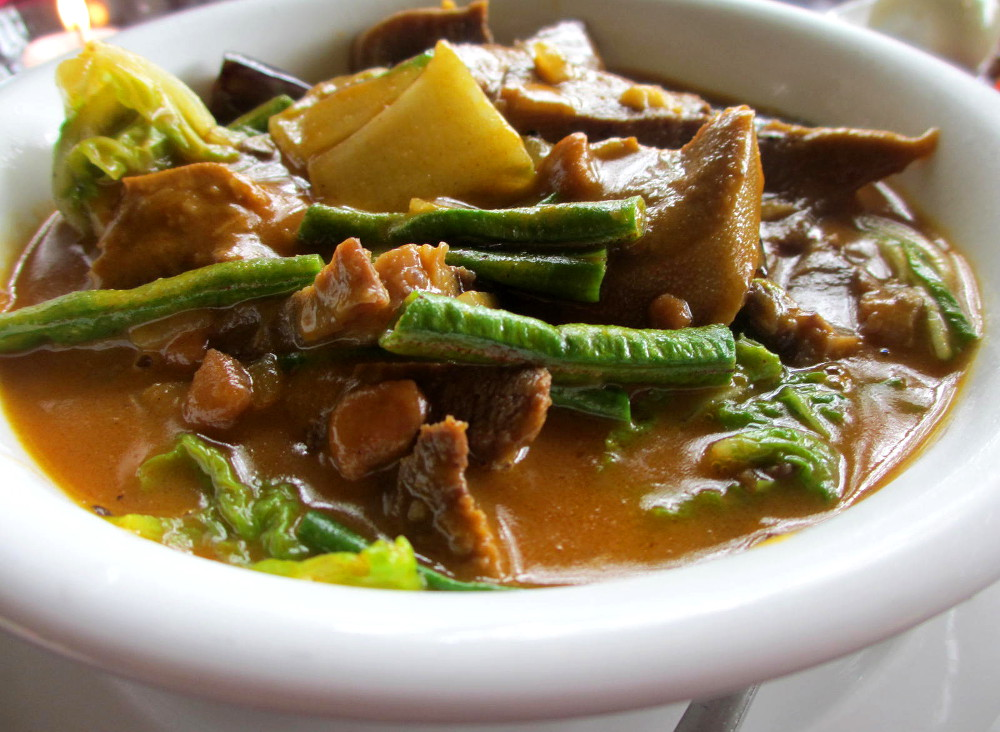 Beef Kare Kare - - Lunch - Must Try Filipino Foods - How to Eat Like a Local in the Philippines