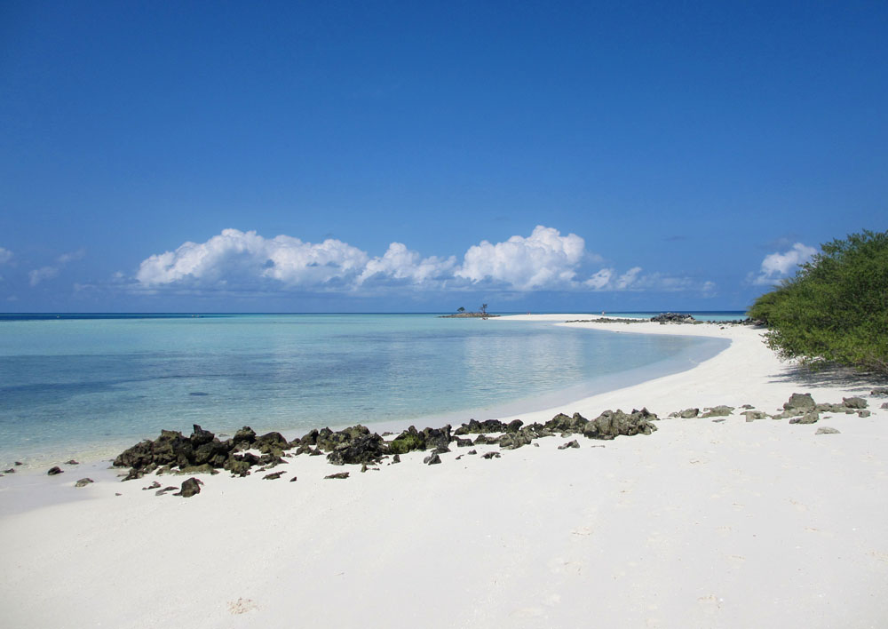 Beach - Mid-Range Maldives Resort Experience - Asdu Sun Island