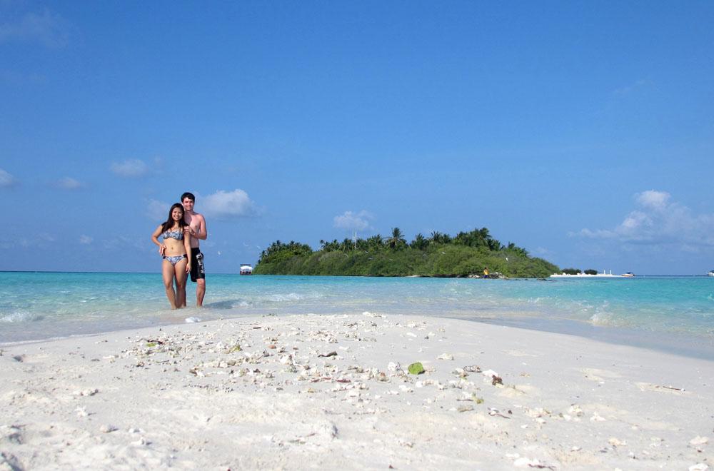 Couple Travel - Mid-Range Maldives Resort Experience - Asdu Sun Island