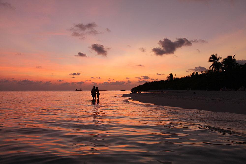 Sunset - Mid-Range Maldives Resort Experience - Asdu Sun Island