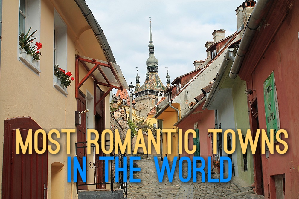 Most Romantic Towns in the World