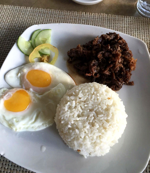 Tapsilog - Breakfast - Must Try Filipino Foods - How to Eat Like a Local in the Philippines