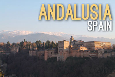 Andalusia Spain - Urban Escapes