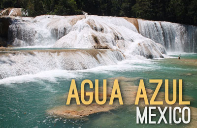 Agua Azul in Mexico - Natural Wonders