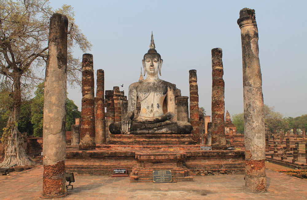Ayutthaya vs Sukhothai: Searching for the Best Ancient ...