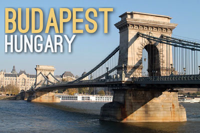 Budapest Hungary - Urban Escapes