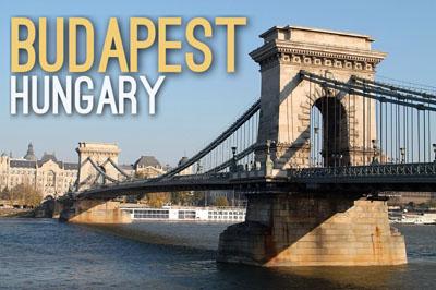 Budapest Hungary - Urban Escapes