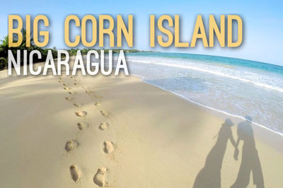 Big Corn Island in Nicargua - Natural Wonders