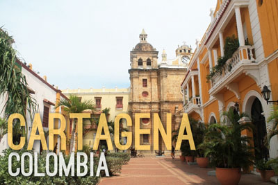 Cartagena Colombia - Urban Escapes