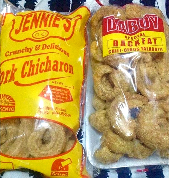 Chicharon - Snack - Must Try Filipino Foods - How to Eat Like a Local in the Philippines