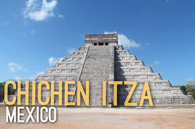 Chichen Itza in Mexico - Historic Wonders