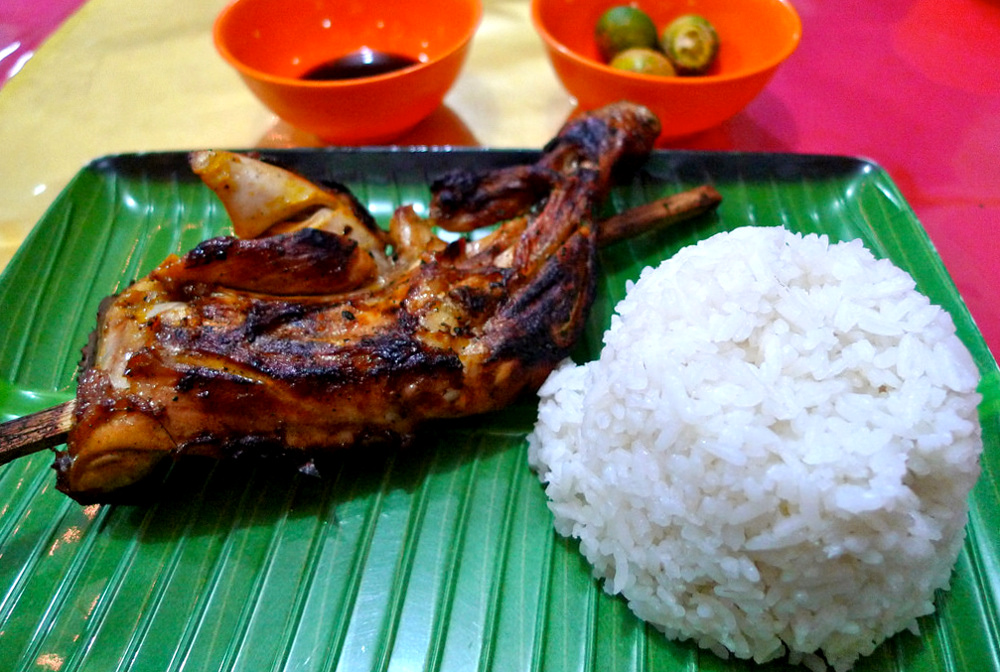 Chicken Inasal - - Lunch - Must Try Filipino Foods - How to Eat Like a Local in the Philippines