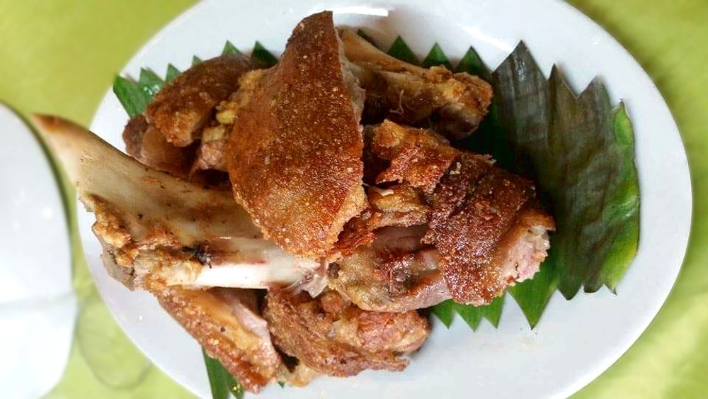 Crispy Pata - Lunch- Must Try Filipino Foods - How to Eat Like a Local in the Philippines