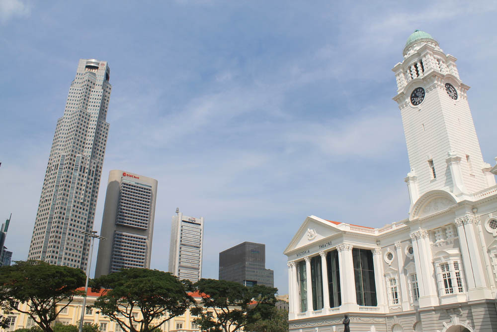 Colonial Architecture in Singapore - Best Free Things to Do in Singapore