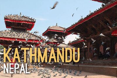 Kathmandu Nepal - Urban Escapes