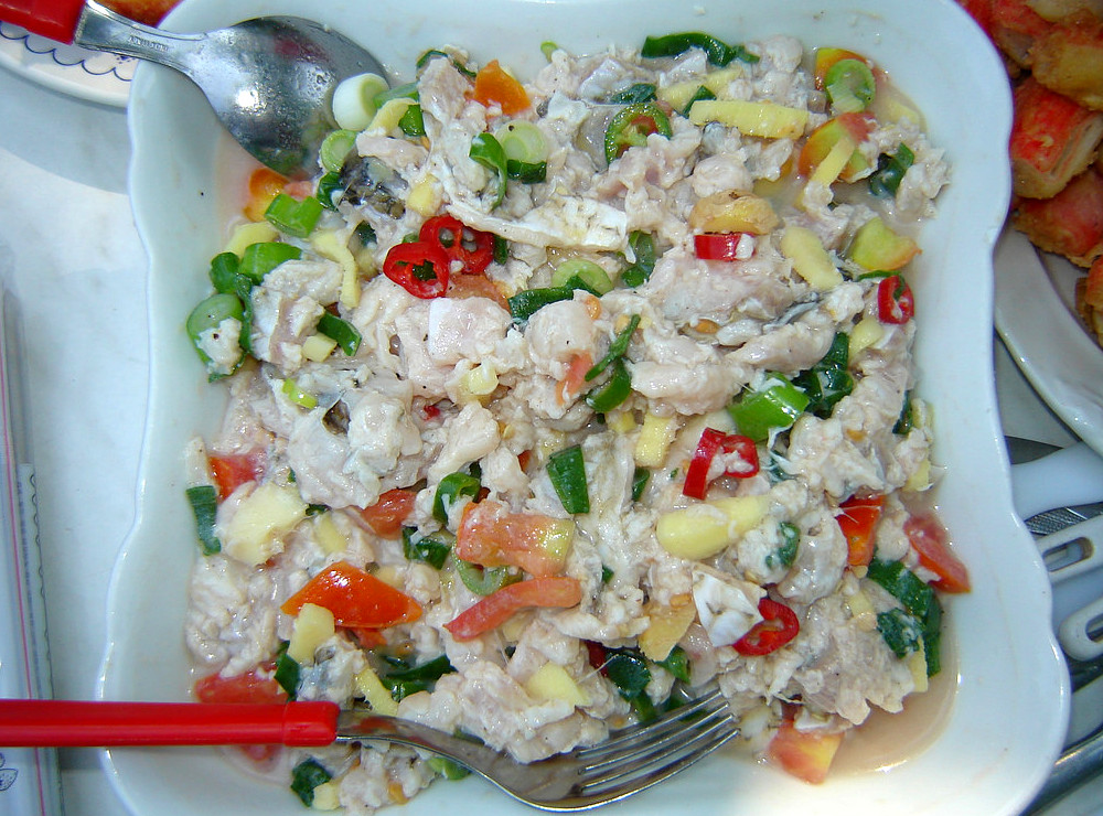 Kinilaw - Lunch - Must Try Filipino Foods - How to Eat Like a Local in the Philippines