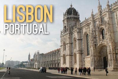 Lisbon Portugal - Urban Escapes