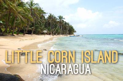 Little Corn Island in Nicaragua - Natural Wonders