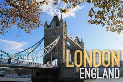 London England - Urban Escapes
