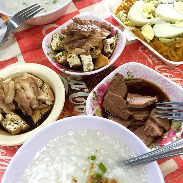 Lugaw - Snack - Must Try Filipino Foods - How to Eat Like a Local in the Philippines