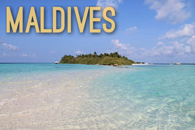 Maldives - Natural Wonders