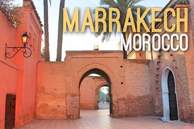 Marrakech Morocco -Urban Escapes